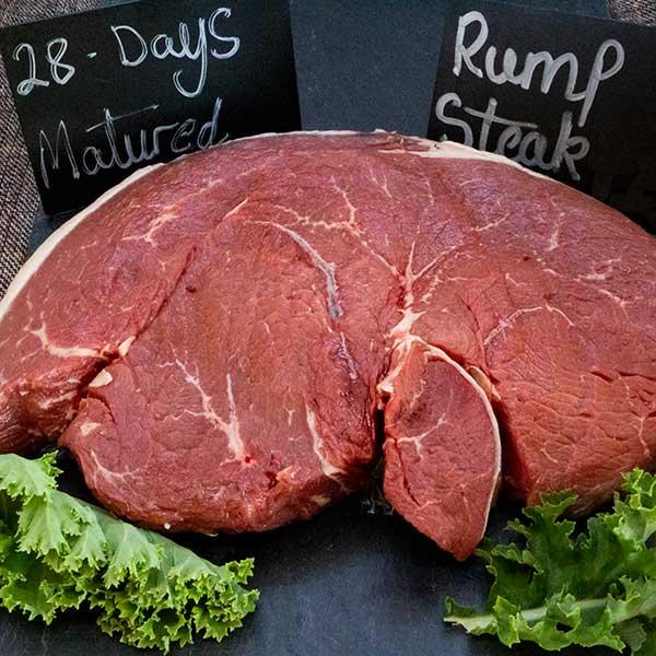 Edenmill Rump Steak